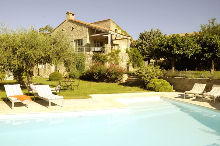 Luxury 4 bedroom villa in Languedoc with pool - Cesseras - Dom
