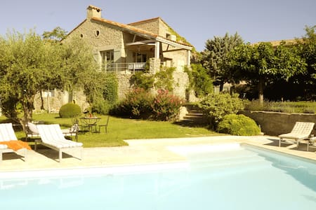 Luxury 4 bedroom villa in Languedoc with pool - Cesseras - Dům