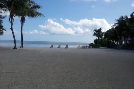 Islamorada, FL   Privet Ocean House - 섬