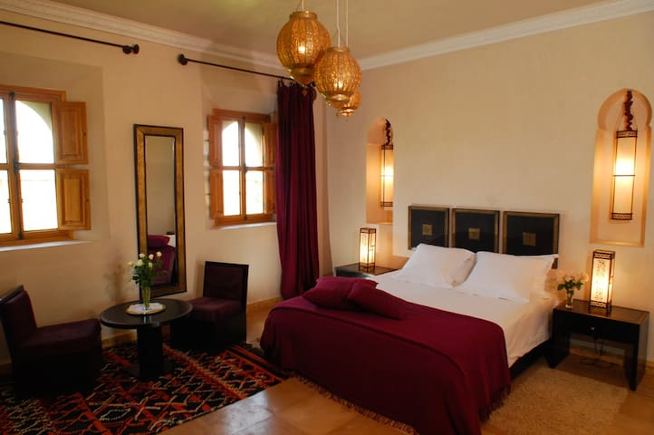 Maidan El Arsa Chambre Paprika - Bed & Breakfast