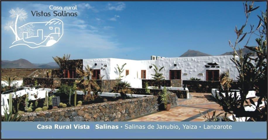 Casa Rural Vista Salinas - Yaiza - Dům