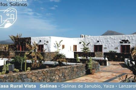 Casa Rural Vista Salinas - Yaiza