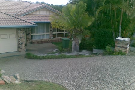 Comfy home close to Brisbane - Shailer Park - House