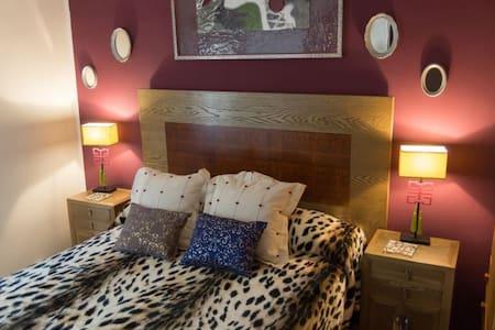 Habitacion Matrimonio en La Rioja - San Asensio