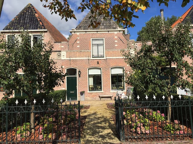 Stylish former canalhouse from 1620 - Schagen - Haus