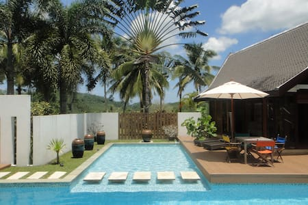 Phang Nga Traditional & local stay