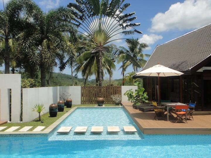 Phang Nga Traditional & local stay