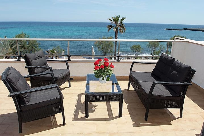 2 rooms with sea view, 302 S'Illot - S'illot - Lejlighed
