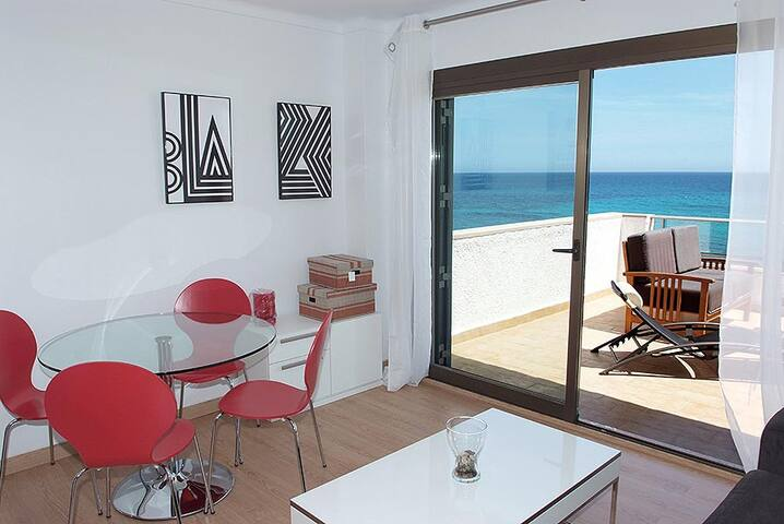 2 rooms with sea view, 302 S'Illot - S'illot - Wohnung