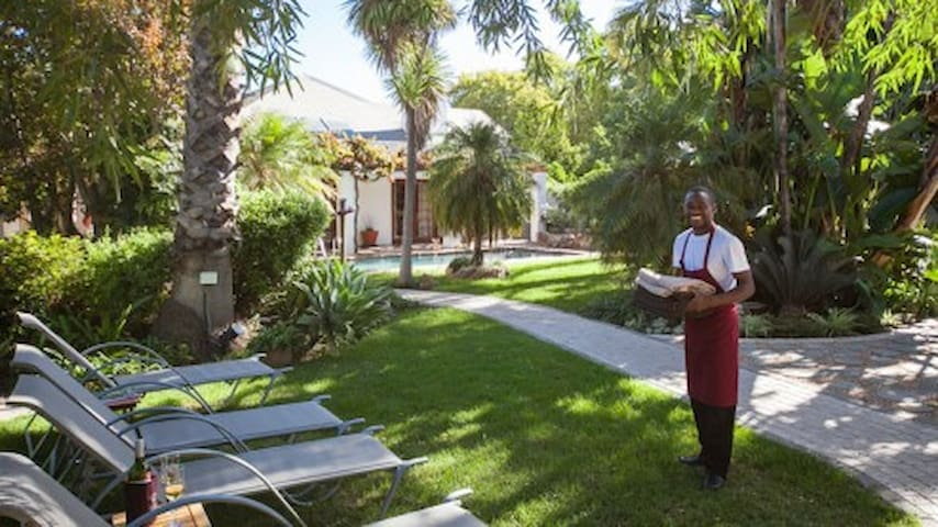 Experience the Winelands Lifestyle