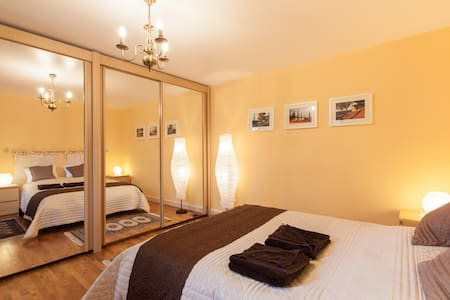 Visit, rest and enjoy in Alsace - Drusenheim - Appartement