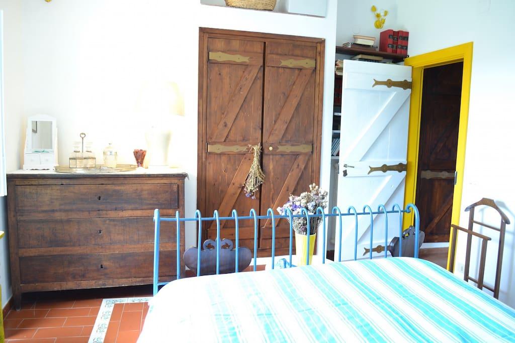 doublebedroom Capri