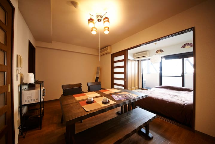 1min near Kyoto sta cozy rooms301!!