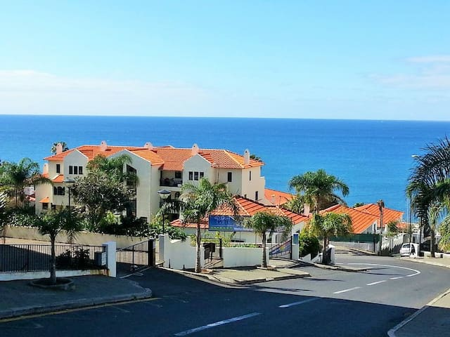 Apartment F3 + vrand terrace - Funchal