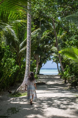 Private, safe and secluded - Koror - Bungalow