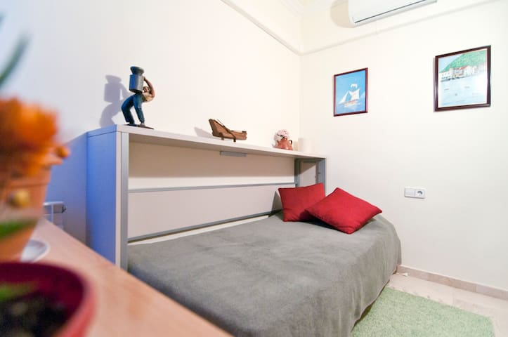 CLEAN SINGLE ROOM,ALL YOU NEED - Barcelone - Appartement
