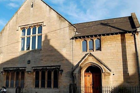 Ebenezer Chapel, Box, WIltshire (2) - Box - Дом