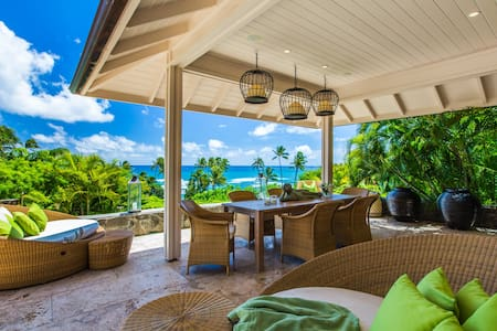 Diamond Head Seaside Hideaway - Honolulu - Casa