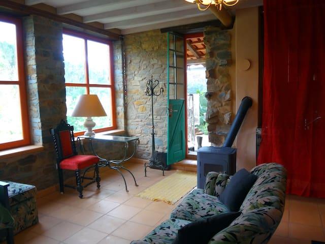 Casa Ar - Goladinha - Erholung inmitten der Natur - Campelo - Byt