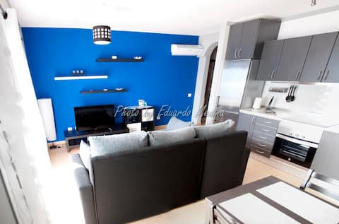 Nice apartment with terrace & WiFi