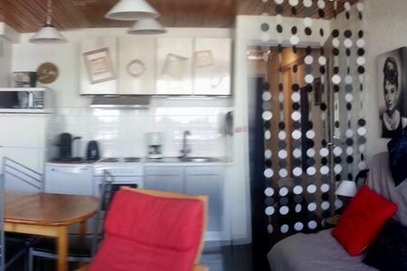 Coquet 2p pour 6 pers vue magnifiqu - Chamrousse - Apartamento
