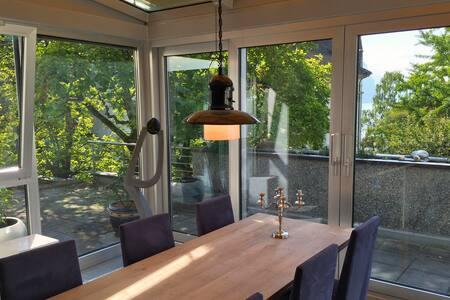 Your chic hub on Lake Lucerne - Vitznau - Appartement