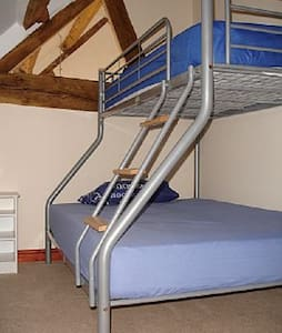 Private first floor room sleeps 3 - Ribbesford