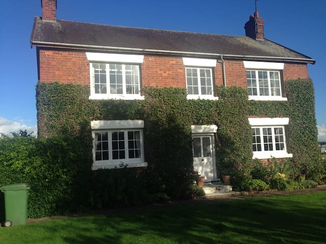 Period Farmhouse in country setting - Wrexham