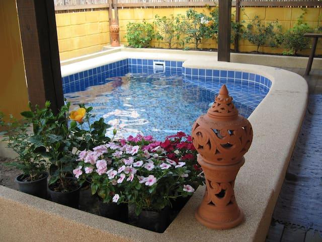 Downtown Private Pool Villa 5 mins walk to beach - Hua Hin - Rumah