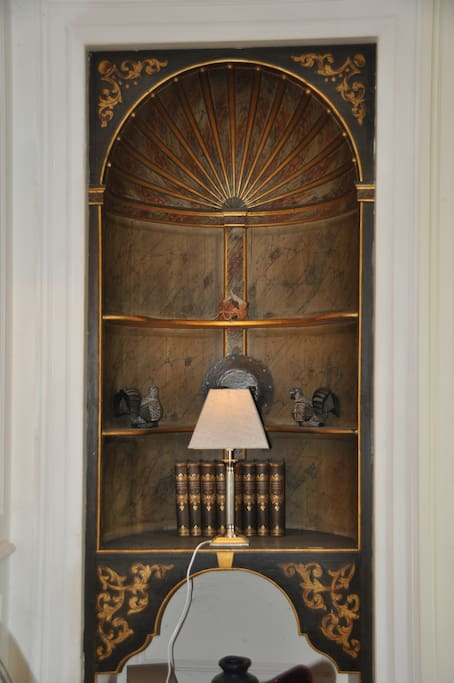 Georgian Panelled Room