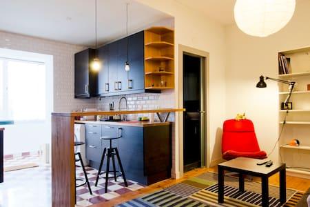 Design duplex with green hill view - Lisboa