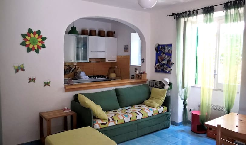 Casa Amy - Lacco Ameno - Apartment