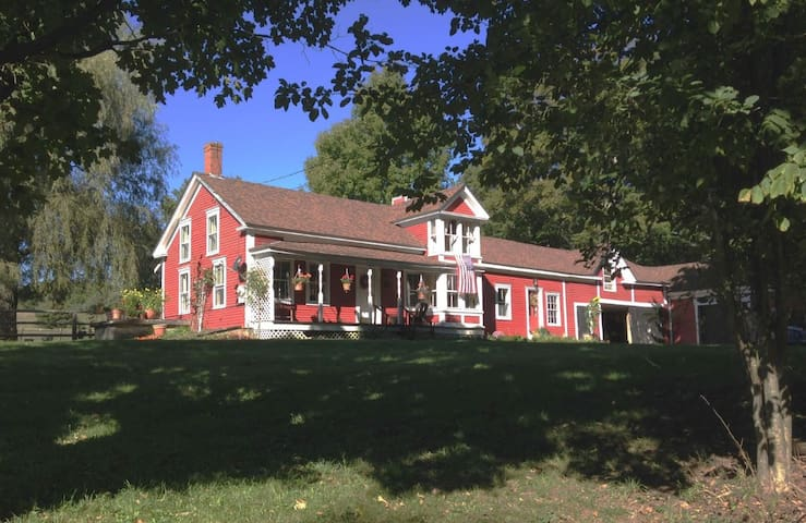 Mending Wall Farm - Jackson - Bed & Breakfast