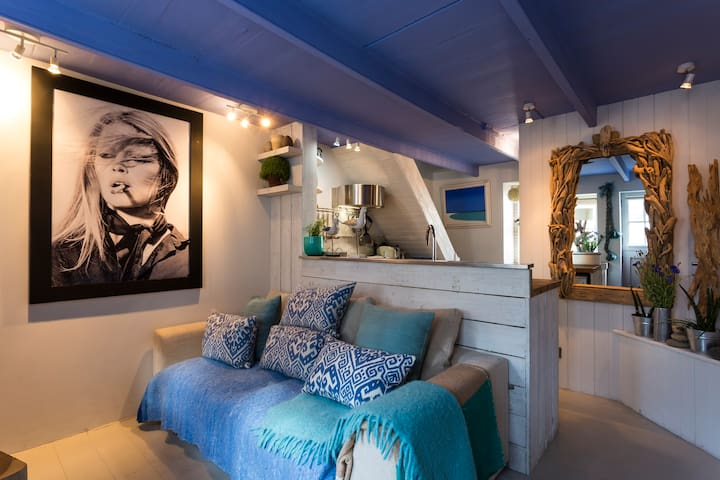 Blue Moon - Beachspoke - Cornwall - Rumah