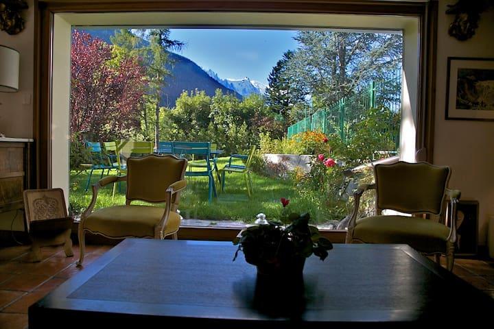 location argentière - Chamonix-Mont-Blanc - Huoneisto
