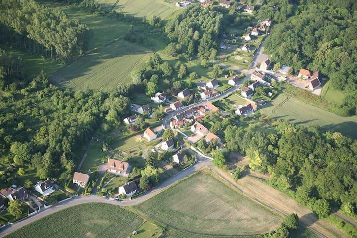 Coeur de village , chambre sympa - Saint-Vaast-de-Longmont - Casa