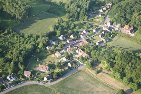 Coeur de village , chambre sympa - Saint-Vaast-de-Longmont - บ้าน