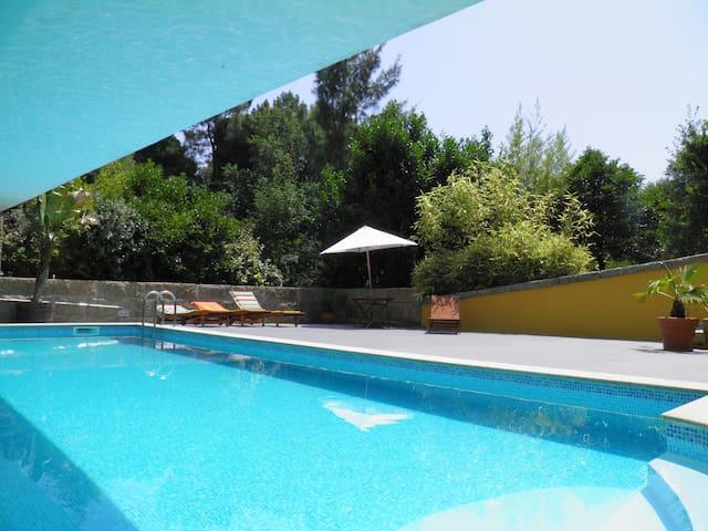 Porto Natura Guesthouse - Valongo - Casa de camp