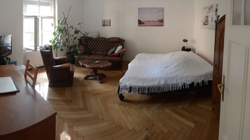 Cool Room in nice Apartment - Münih - Daire