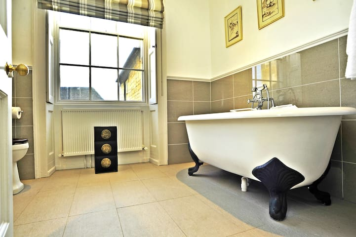 St Mary's Place Luxury Bath Suite
