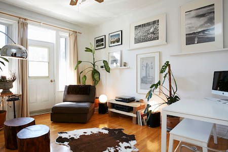 Cozy bedroom in Outremont/Mile-end