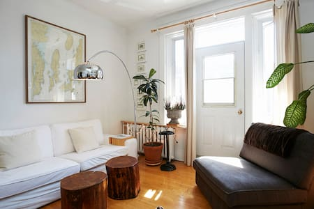 Cozy bedroom in Outremont/Mile-end - Montreal