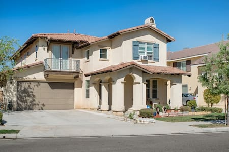Rancho Cucamonga 大主卧出租 - Ontario - Bed & Breakfast
