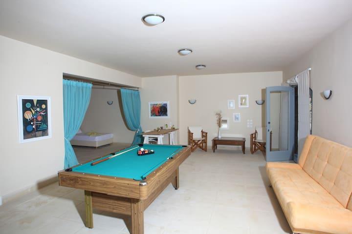 Luxurious villas in Porto Heli - Petrothalassa - Vila