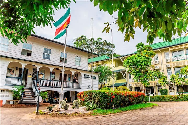 Luxurious and prestigious hotel in Suriname. - Paramaribo - Lägenhet