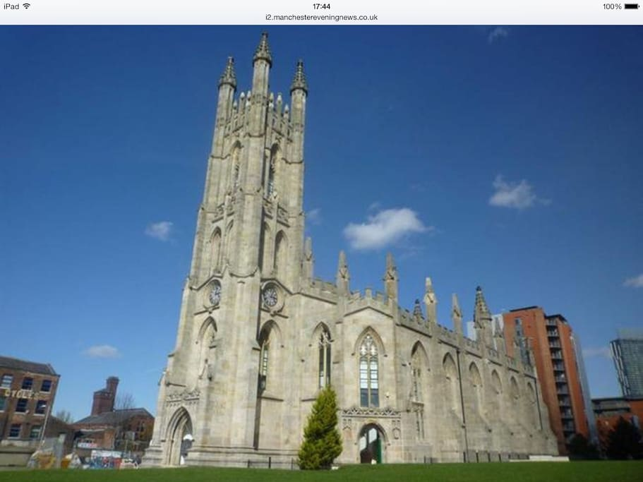Converted 18th Century Church Flats For Rent In