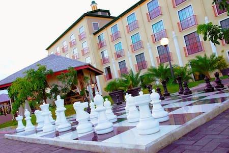 Hotel Torarica Exeutive Teracce Rooms - Paramaribo - Appartement