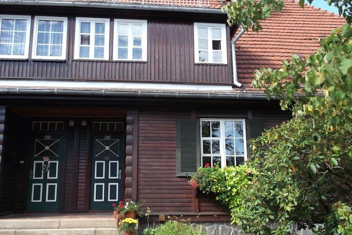 Wohnen im Holzhaus - Niesky - Apartmen