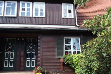 Wohnen im Holzhaus - Niesky - Квартира