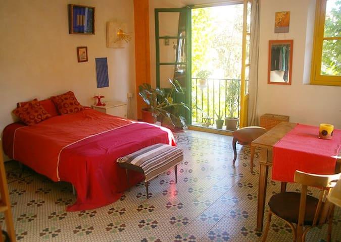 Habitación jardín, Centro - Granada - Bed & Breakfast